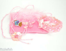 PINK Purse & Jewellery GIRL CHILDREN Christmas Birthday Stocking Filler GIFT