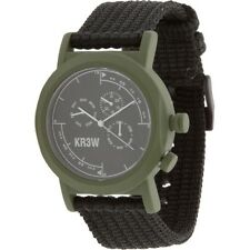 KR3W Navigator Watch (green / black) K1340GRN-1S