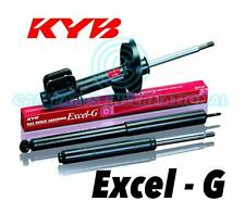 2x KYB REAR EXCEL-G SHOCK ABSORBERS Skoda Fabia-R 2000 on No 343348