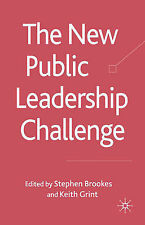 The New Public Leadership Challenge, , New Book