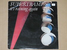"SUPERTRAMP -It's Raining Again- 7"" 45"
