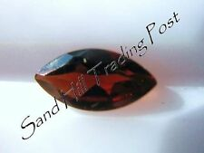 Natural 6x3 Loose Marquise .33ct Cut Red Garnet AAA