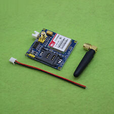 1PCS SIM900A 1800/1900 MHz Wireless Extension Module GSM GPRS Board + Antenna