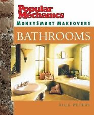 Popular Mechanics Moneysmart Makeovers BATHROOMS - HCDJ - 192 pages