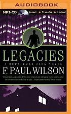 Repairman Jack: Legacies 2 by F. Paul Wilson (2015, MP3 CD, Unabridged)