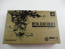 Metal Gear Solid 3 Subsistence Headphone Playstation 2 PS Japan Ver Play Station