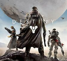 The Art of Destiny  by Bungie (Hardcover)