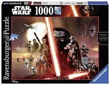 Star Wars The Force Awakens - Ravensburger 1000 Piece Puzzle BRAND NEW