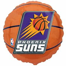 Phoenix Suns - Basketball - Foil Balloon - Licensed - Tailgate - Birthday Party