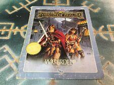 Waterdeep ~ Advanced Dungeons & Dragons 2nd Ed. ~ Forgotten Realms TSR 9249 FRE3