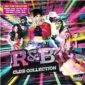 Various Artists - R&B Club Collection (CD) ... FREE POSTAGE ....................