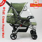 Universal Raincover To Fit Hauck Shopper 6/Sport Buggy Pushchair Rain Cover NEW