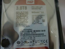 "NEW - 3 Year Warranty NEW Western Digital Red 3TB, 7200 RPM,3.5"" WD30EFRX NAS"