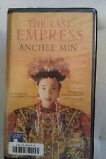 The Last Empress by Anchee Min: Unabridged Cassette Audiobook (E4)