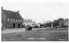 Cippenham Nr Slough Motor Car  War Memorial unused RP old pc Frith