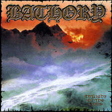 TWILIGHT OF THE GODS [BATHORY] [4012743000625] NEW CD