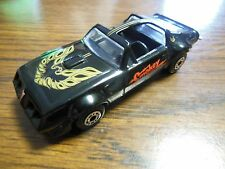 1988 MATCHBOX RARE SMOKEY AND THE BANDIT T TOP TRANS AM 1:64 SCALE 3298EE