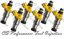 Denso Flow Matched Fuel Injector Set for 86-88 Toyota Supra 3.0 23250-70040 (6)