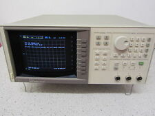 Agilent / HP 8757D Scalar Network Analyzer 10MHz - 110GHz