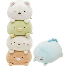 San-x Sumikko Gurashi Super Squishy Mochi-Mochi Plush Stuffed Soft Toy 5 Set