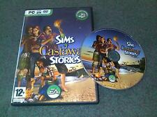 Les sims castaway stories pc dvd rom