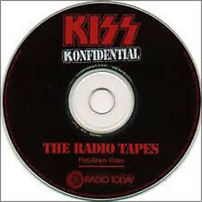 KISS 'KONFIDENTIAL' – THE RADIO TAPES - MINT CONDITION - CD