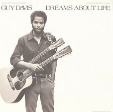 Dreams About Life - Guy Davis (2009, CD NEUF) CD-R