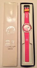 "RARE ��️Japanese Anime ""The Manga Japan"" Watch by Unesco - POYOPOYO Cat"