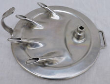 Vintage The Surge by Babson Brothers Stainless Steel Milk Milking Can Lid