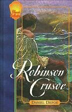 ROBINSON CRUSOE - CLASSIC NOVEL #4 (Focus on the Family Classic Collection, 3)