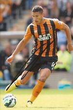 HULL * JAKE LIVERMORE SIGNED 6x4 ACTION PHOTO+COA