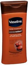 Vaseline Cocoa Butter Deep Conditioning Body Lotion 10 oz (Pack of 3)
