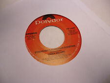 Linda Dillard Just One More Night/Everybody's Somebody 45 RPM Polydor VG+