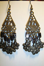 Large Long Indian~Asian Ethnic Boho Chandelier Earrings~ER84~uk seller~