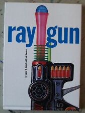 Ray Gun 1999 Science Fiction Photo Book Toy Space Weapons Hardcover
