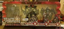 2007 Transformers Revenge of the Fallen Gathering at the Nemesis $$FINAL SALE$$