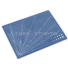 A4 Cutting Mat Non Slip Printed Grid Lines Knife Board for Crafts Models Making