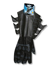 Dark Knight Rises Costume Accessory, Kids Batman Gauntlet Gloves