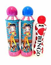 Bingo Daubers Markers Betty Boop Car Hop Set Of 3