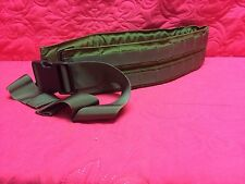"Tactical Tailor 3"" Modular Padded Belt Adjustable  MOLLE LARGE OD GREEN NWOT"