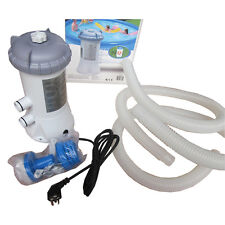 Intex swimming pool large pool circulating pump filter water pump  purifier 220v