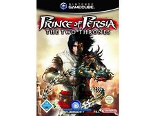 ## Prince of Persia: The Two Thrones Nintendo GameCube / GC Spiel - TOP ##