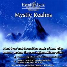 Hemi Sync - Mystic Realms  CD Metamusic *NEW* Meditation Relaxing