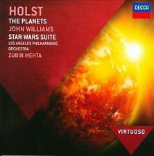 Virtuoso Series: Holst The Planets, New Music