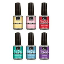 EzFlow TruGel LED / UV Gel Polish - Ringleader Collection -  All 6 Colors