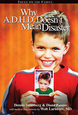 Why A.D.H.D. Doesn't Mean Disaster (Focus on the Family Books), Passno, Diane, S