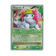 SHAYMIN 126/127 LV.X LVX Ultra Rare Star Holo Foil Pokemon Card