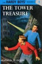 The Hardy Boys: The Tower Treasure Book 1 by Franklin W. Dixon (1995, Hardcover)