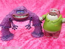 Monsters Inc/University ~ Art & DON CARLTON jugar Figuras Disney Store