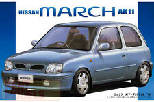 FUJIMI PLASTIC MODEL KIT 1;24 SCALE NISSAN MICRA / MARCH AK11 * FINAL STOCK *
